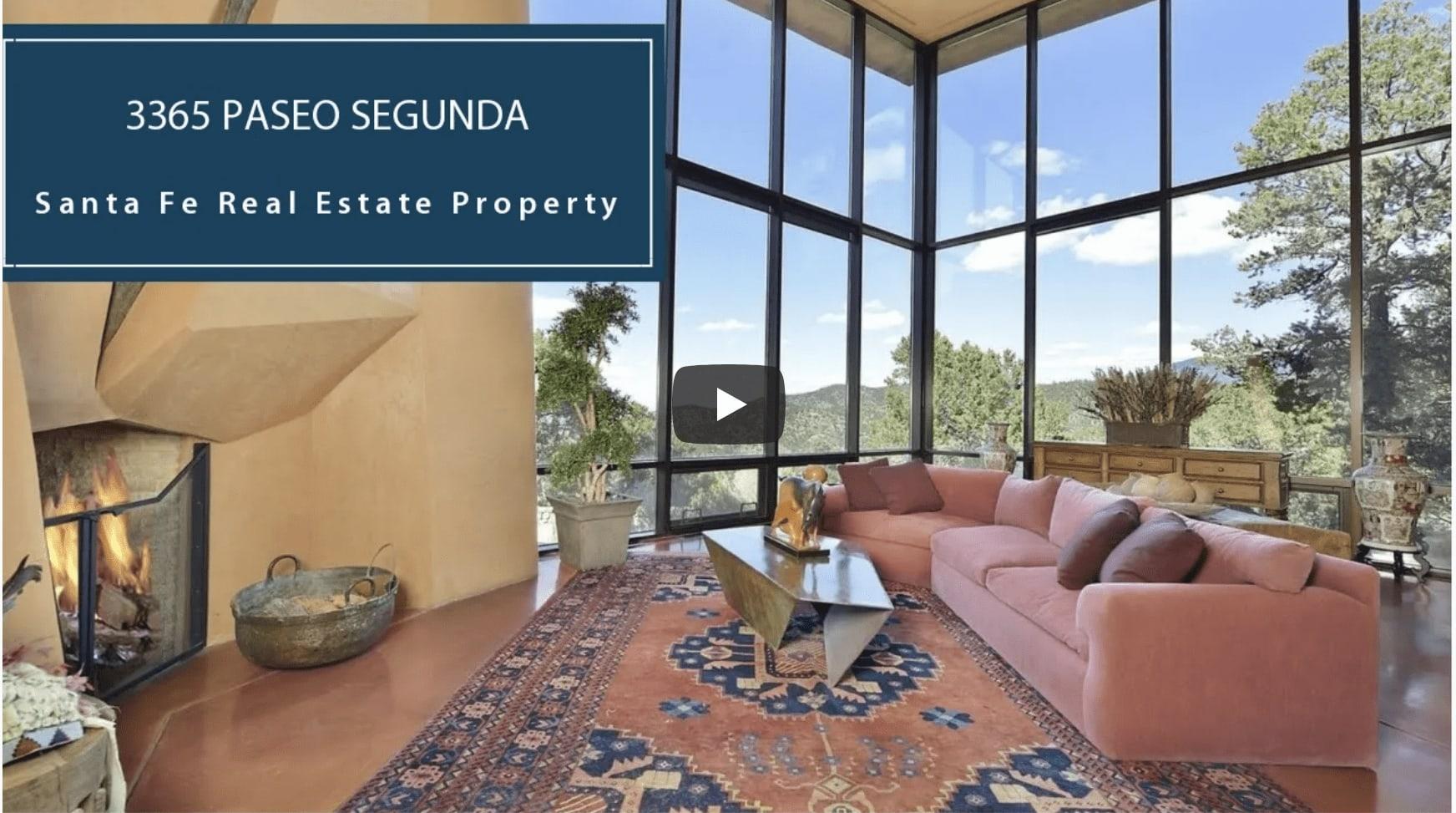 Santa Fe Mountain Compound  | 3365 Paseo Segunda video preview