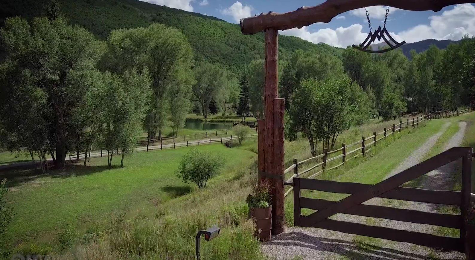 SOLD | Rockin' M Ranch | 6458 Snowmass Creek Rd, Snowmass video preview