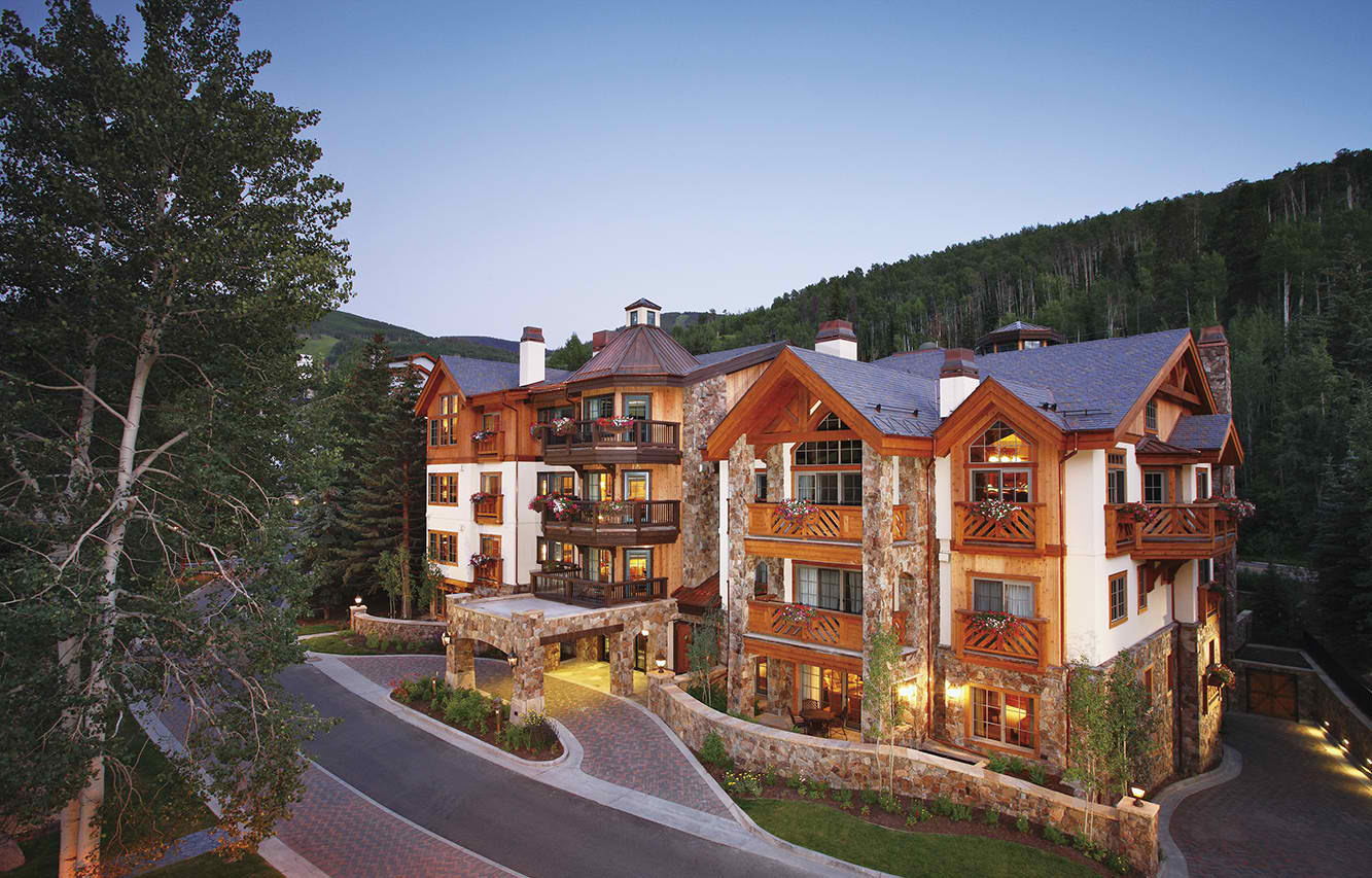 The Stockton Group Sells Boutique Vail Village Property For $5,300,000