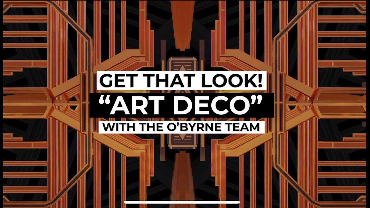 Get That Look: Art Deco video preview