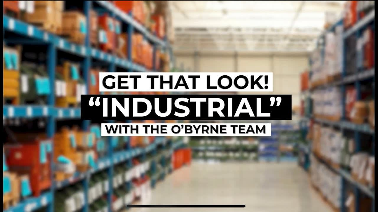 Get That Look: Industrial video preview
