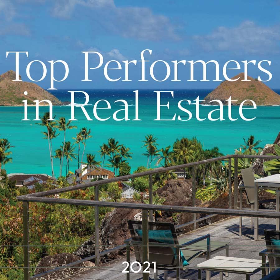 Riette Jenkins, Top Performer in Real Estate 2021