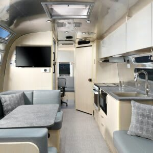 Airstream Adapts to Remote Workforce with Flying Cloud 30FB Office