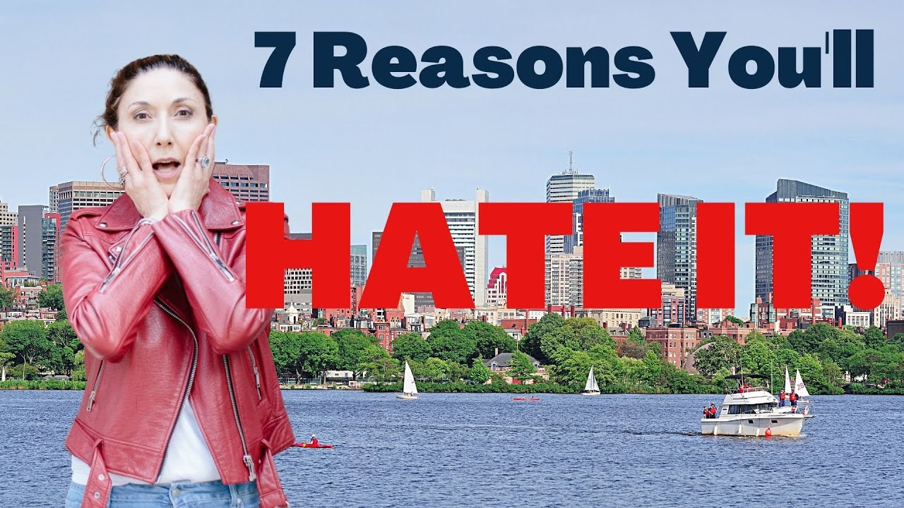 Do NOT Move to Boston without knowing these 7 things video preview
