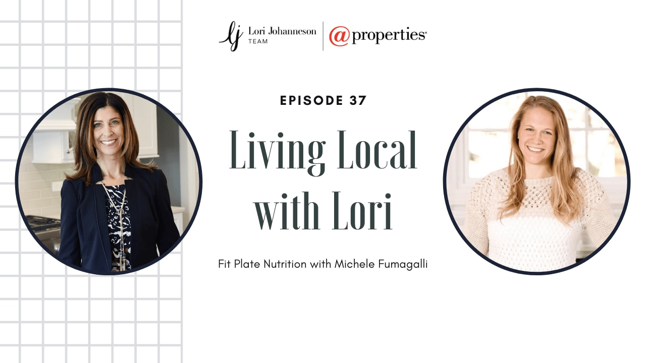 Living Local with Lori   Episode 37   Fit Plate Nutrition with Michele Fumagalli video preview