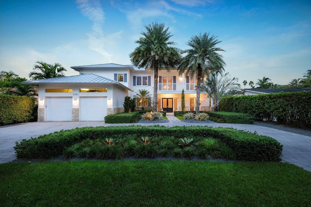 Stunning Key West Style Home | 7901 SW 53 Place, Miami video preview