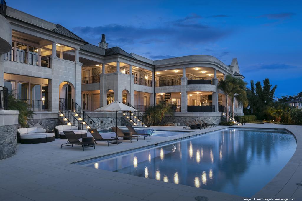 Derek Jeter's Davis Islands house is on the market for $29 million