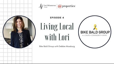 Living Local with Lori   Episode 04   Bike Bald on Facebook Live video preview