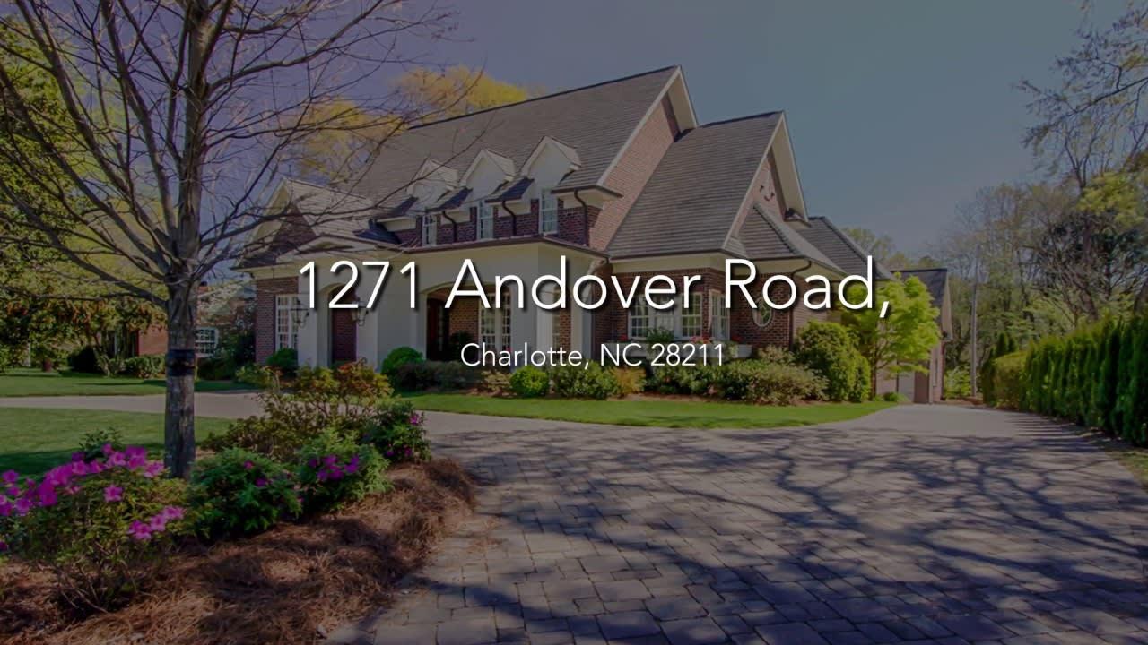 Pridemore Properties: 1271 Andover Road video preview