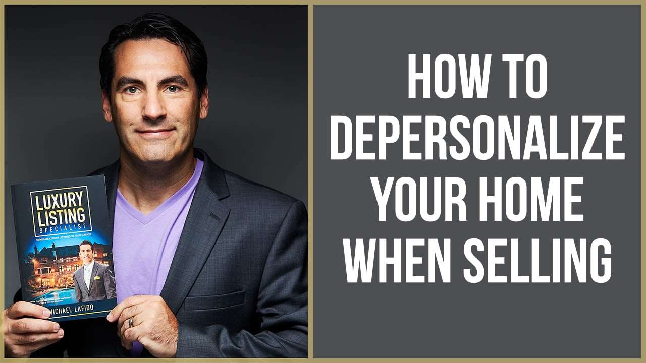 Tips for Depersonalizing Your For-Sale Home