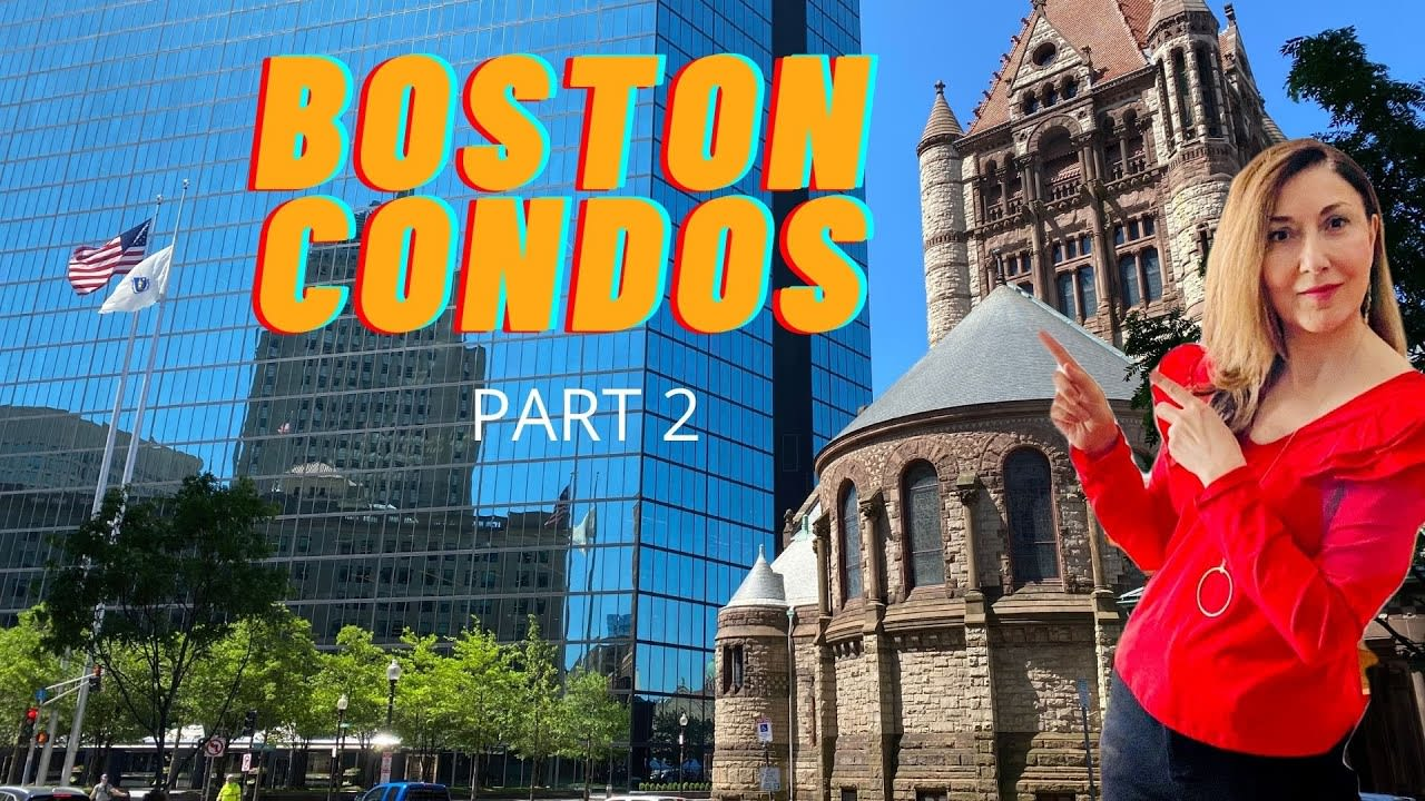HOUSE HUNTING II Tiny urban living in Boston Part 2 [Back Bay, Beacon Hill and Fenway VLOG] video preview
