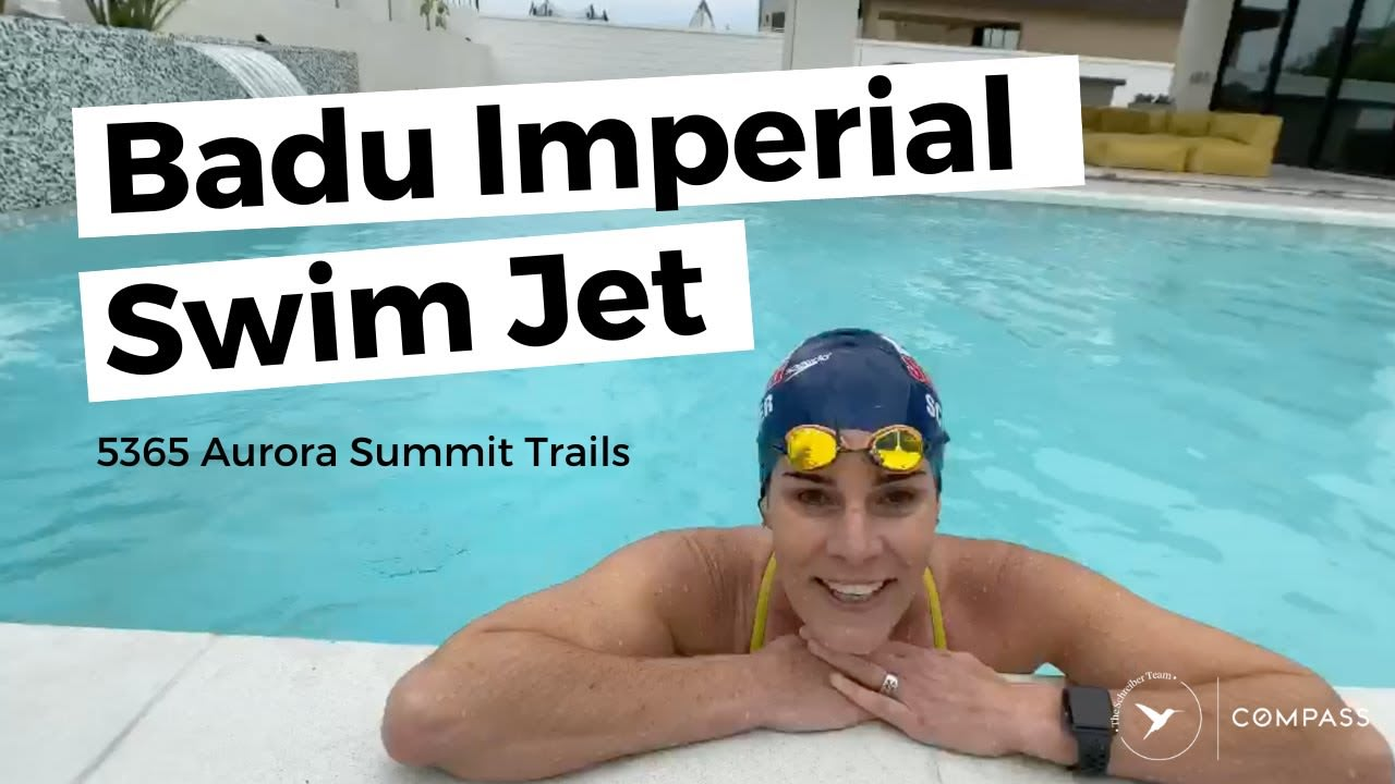 San Diego Real Estate: Badu Imperial Swim Jet video preview