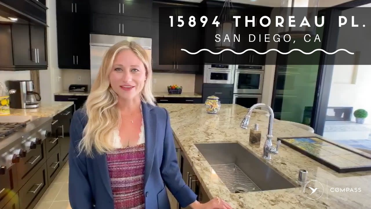 San Diego Real Estate: Upgraded Del Sur Home for Sale video preview