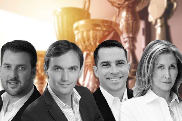 Dennis Carvajal, Mirce Curkoski and Albert Justo score top awards at One Sotheby's