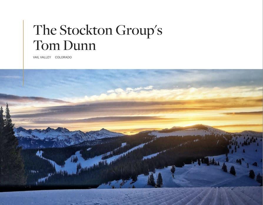 Tom Dunn • Select Sold Properties • 2020