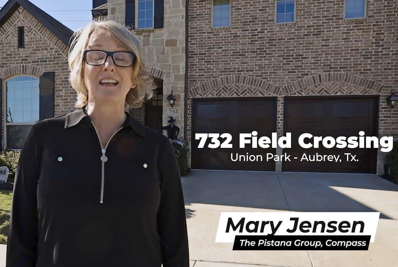 732 Field Crossing | Aubrey, Texas video preview