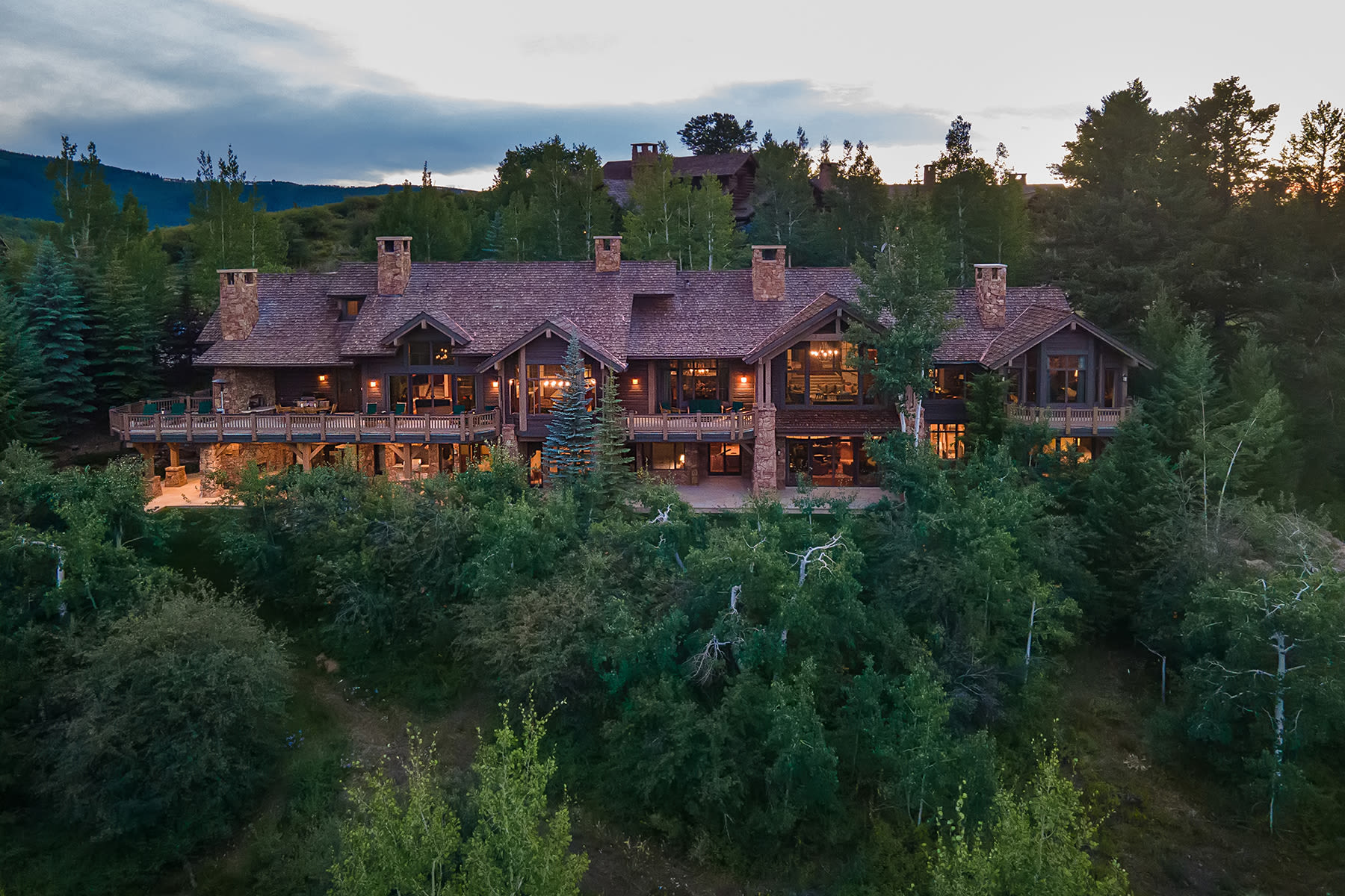 168 Peak View, Bachelor Gulch, Colorado 81620 video preview