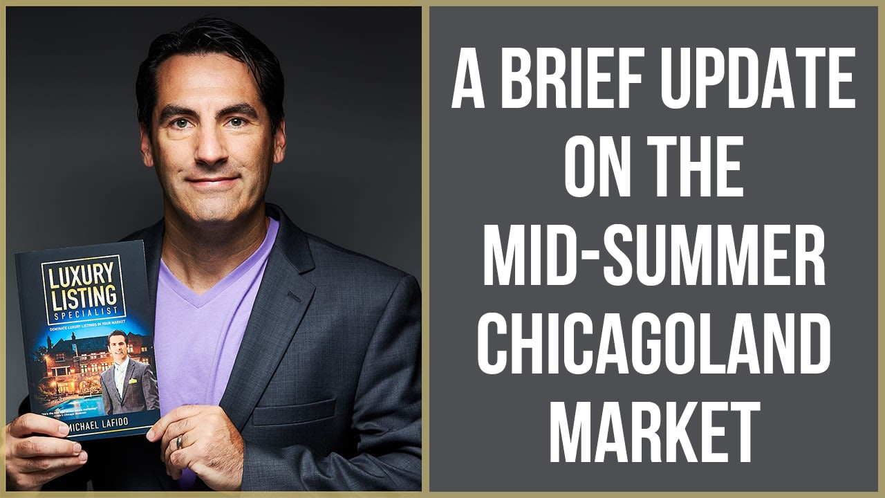 The Mid-Year Report for the Chicagoland Real Estate Market