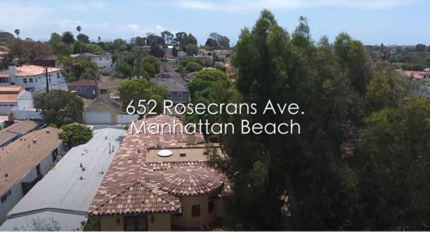 652 Rosecrans Ave., Manhattan Beach video preview