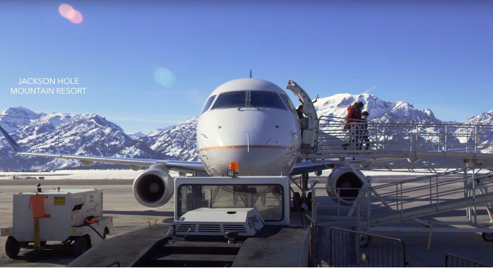Airport to Resort: