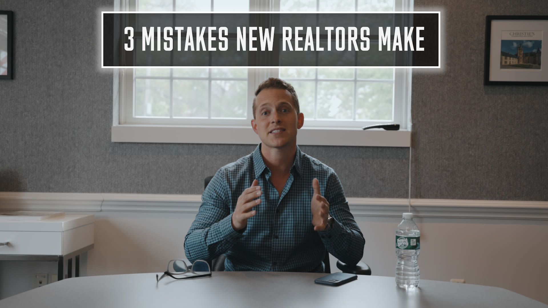 3 Mistakes New Realtors Make - Vlog #021 video preview