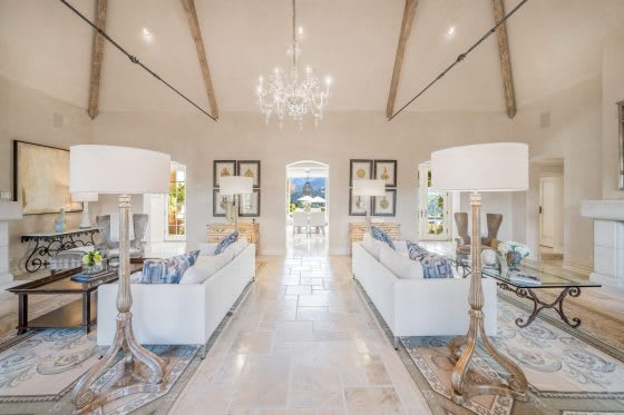 Inside a Wine Country Compound