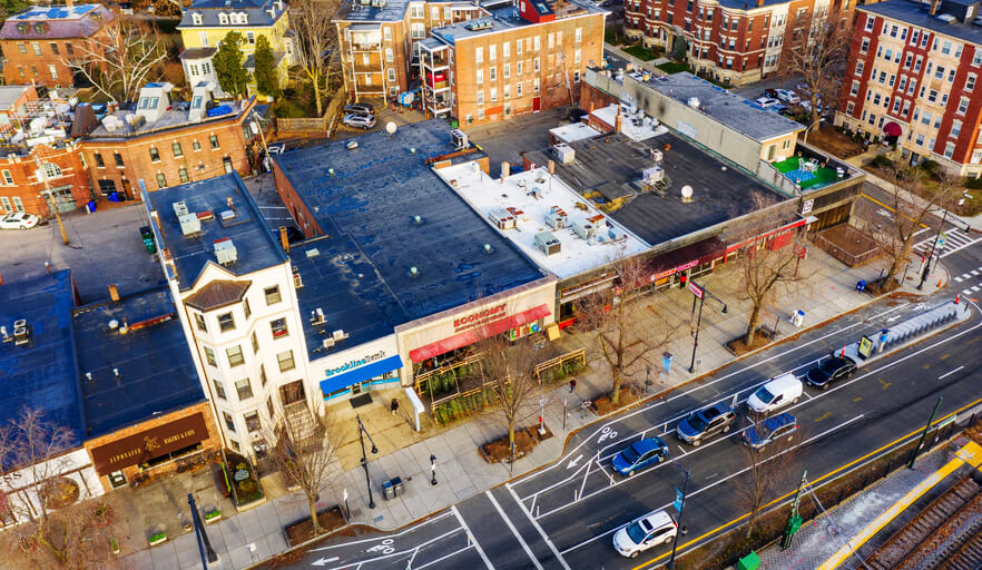 Glaskin & Leppo Exclusively Market Premier Generational Building In Brookline