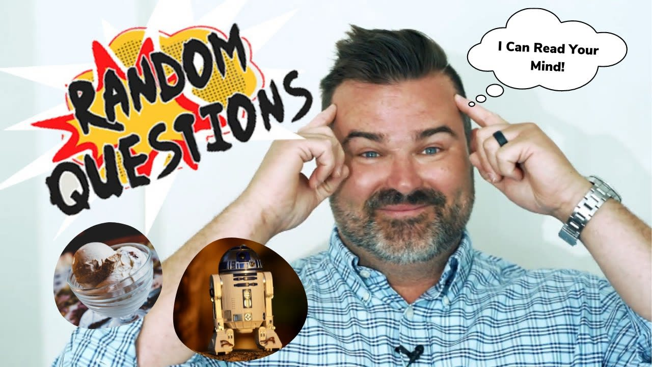 What Was Selling His First House Like?   Random Questions With Mike Hege video preview