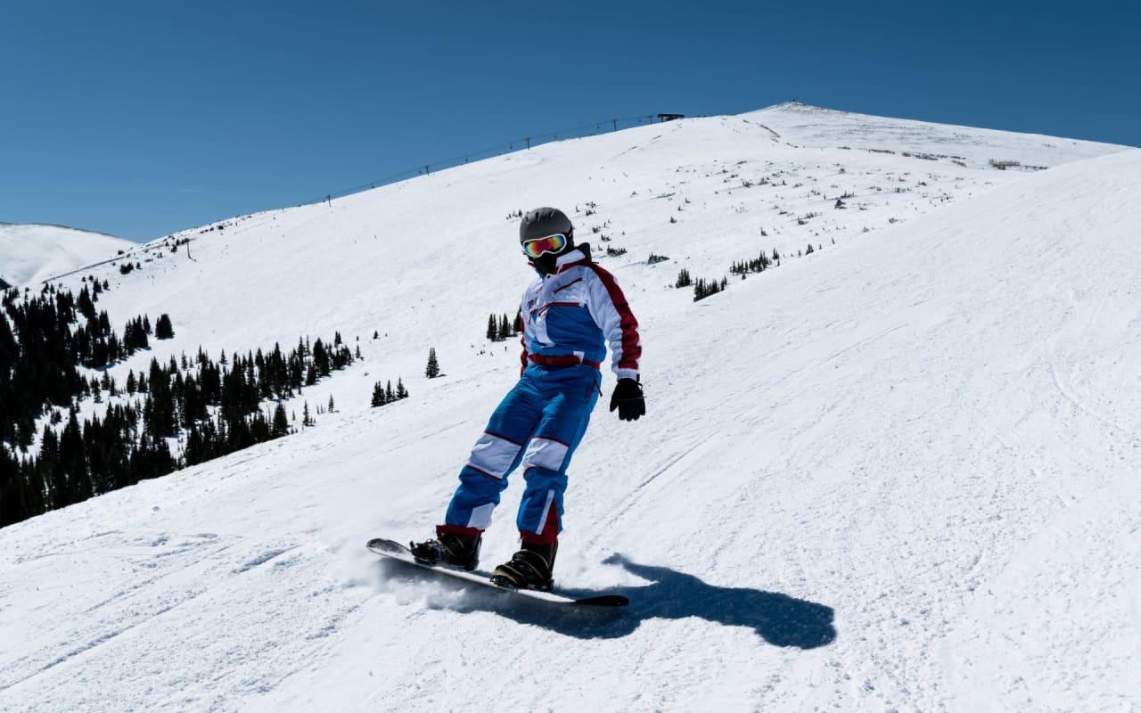A True Ski in Ski Out Chalet in Breckenridge Colorado