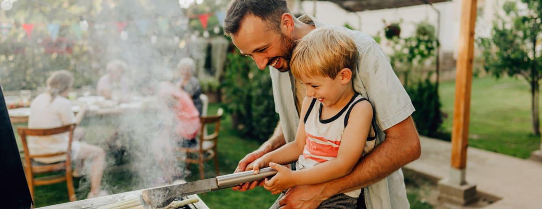 Designing Your Backyard for BBQs