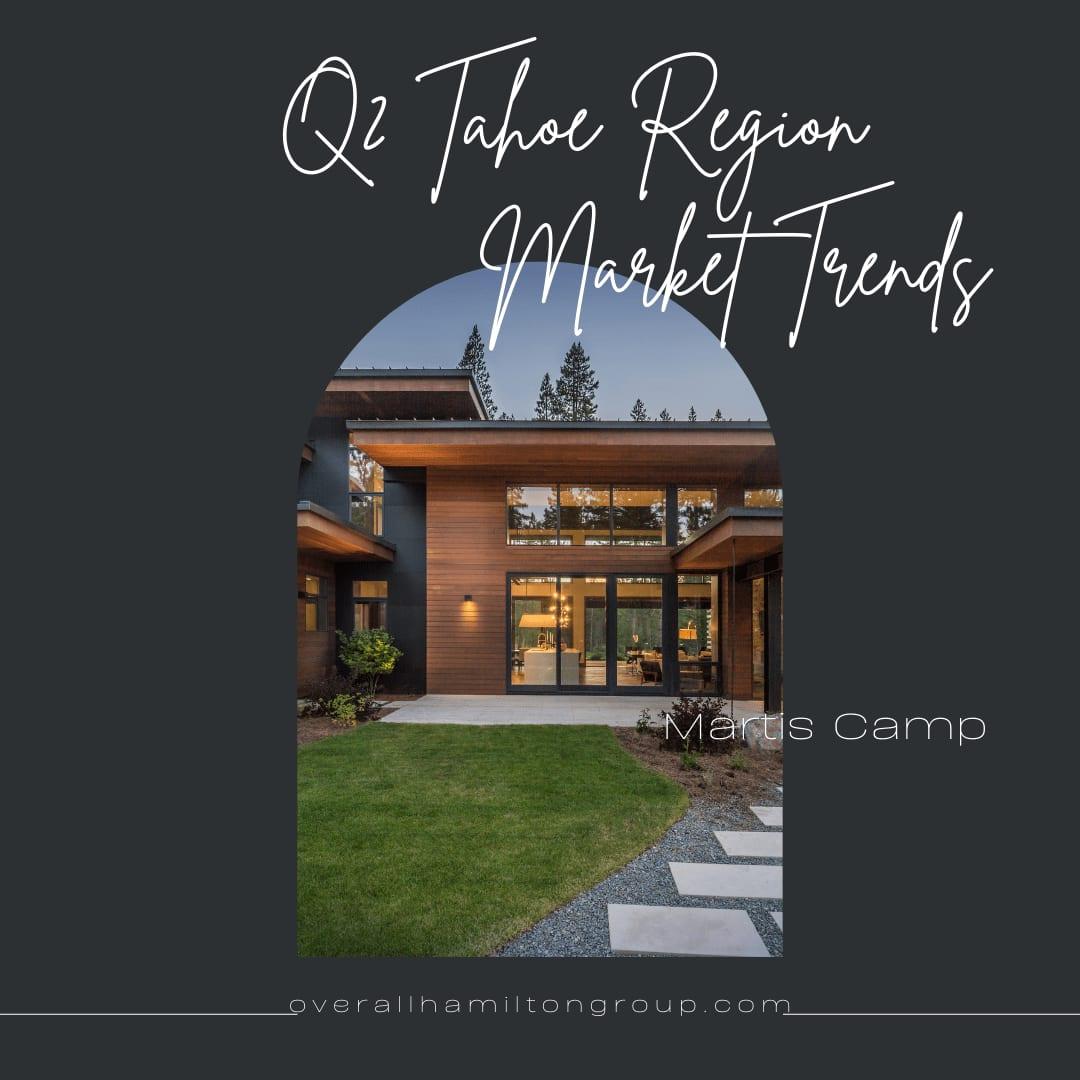 Q2 Tahoe Region Market Trends