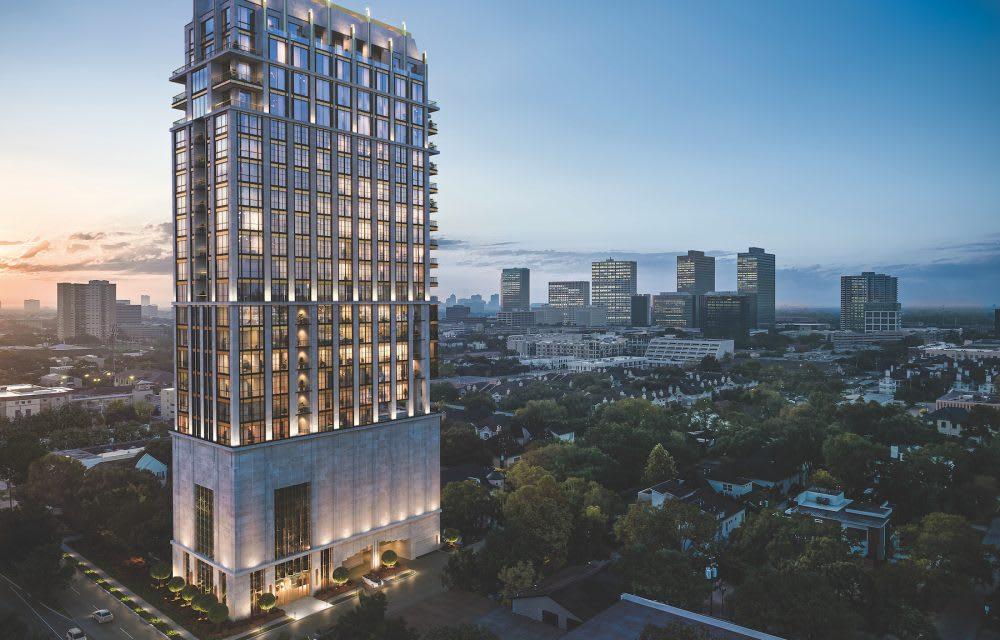 New Development Spotlight: The Paramount in Houston, Texas
