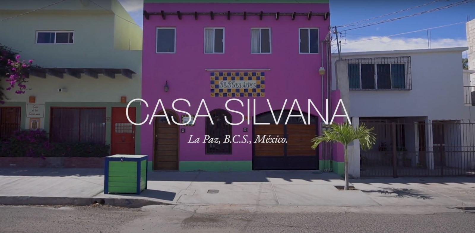 Casa Silvana, La Paz, BCS, Mexico video preview