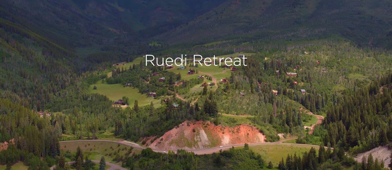 The Ruedi Retreat video preview