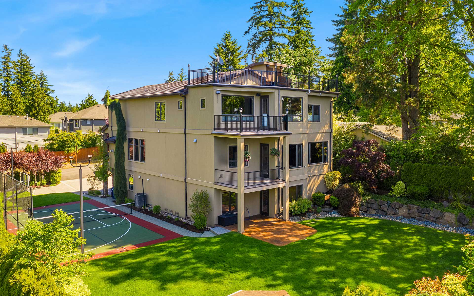 Timeless Style & Views in a Private North Kirkland Locale photo