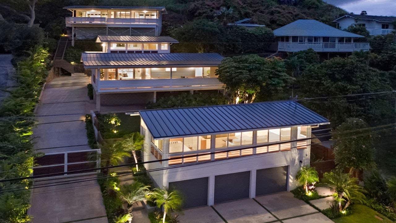 955 Aalapapa Drive, Kailua, Hawaii video preview