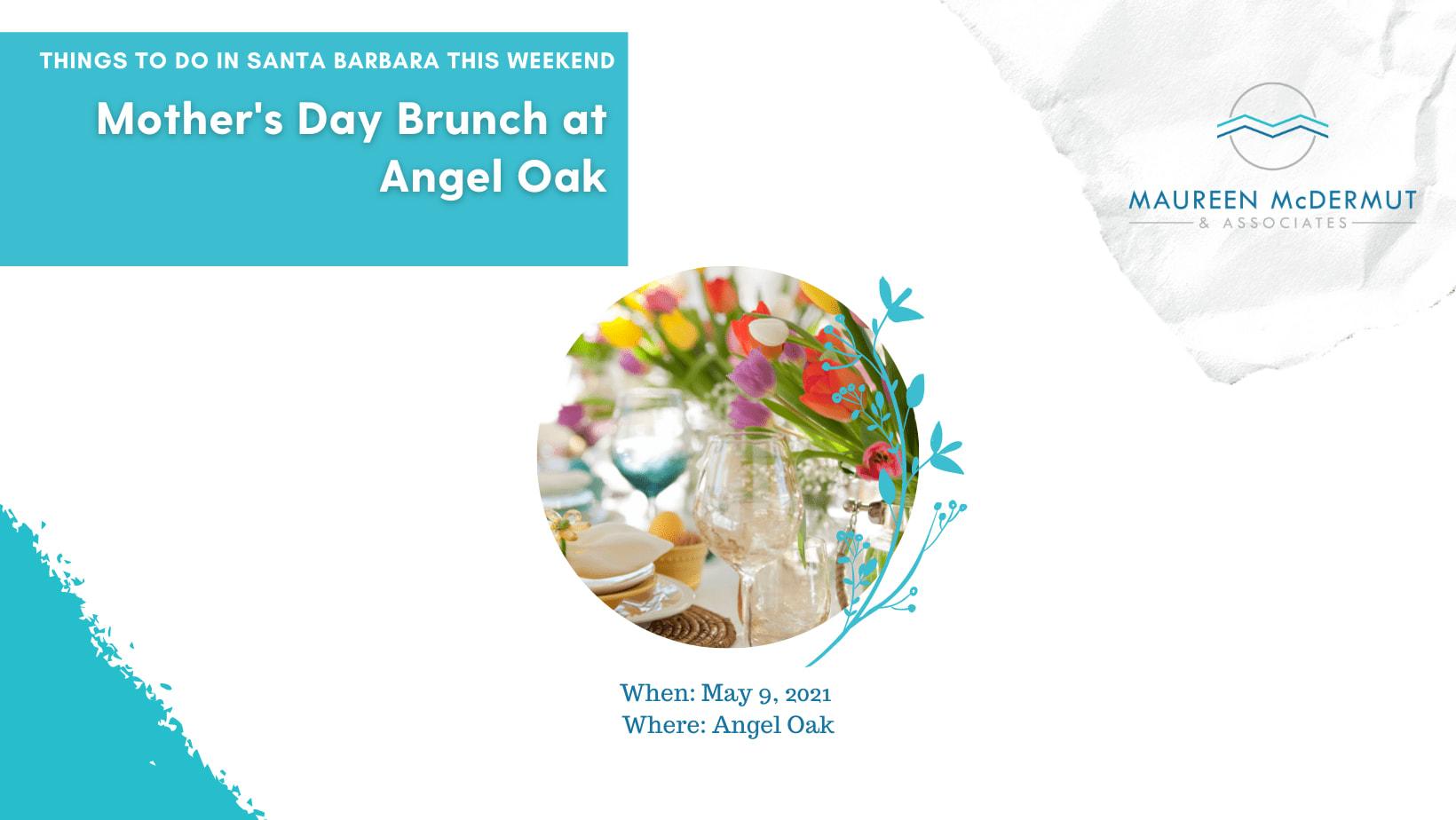 Mother's Day Brunch at Angel Oak image
