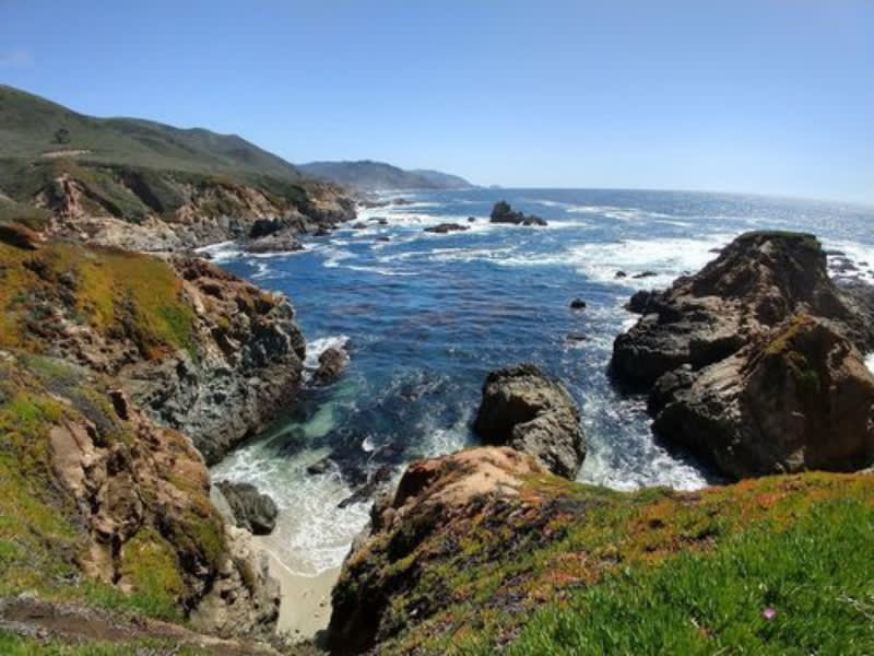 Soberanes Point and Whale Peak