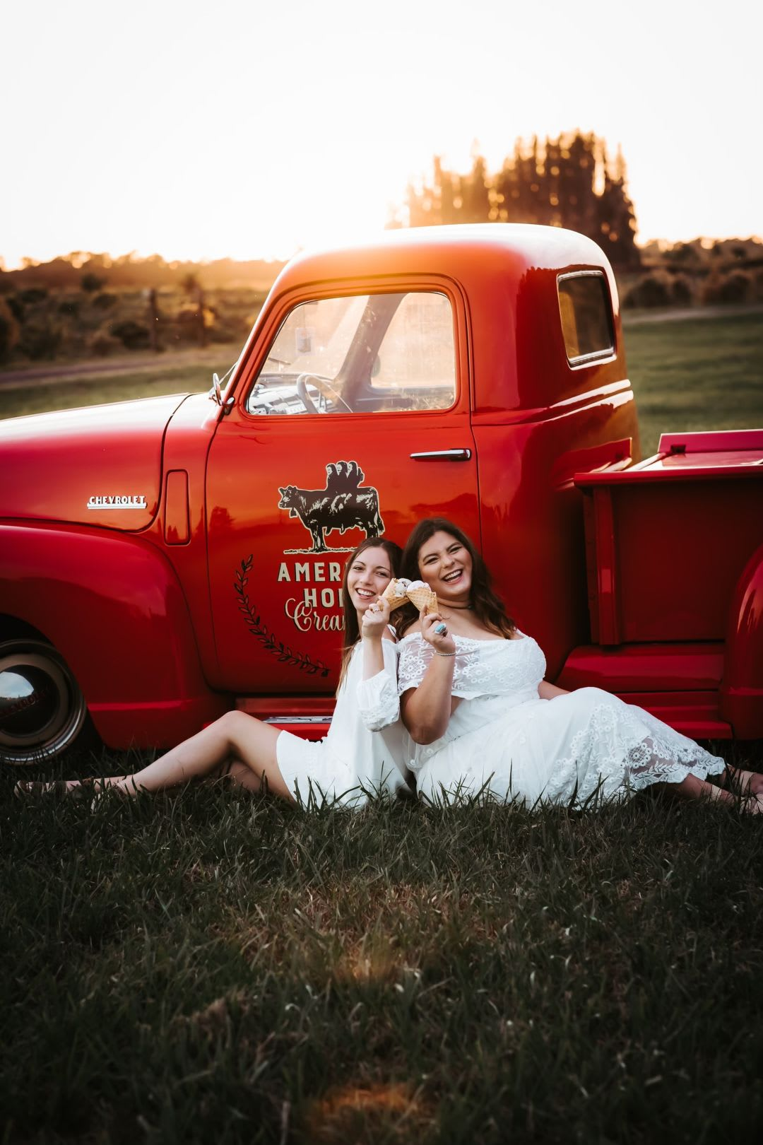 Palmetto Sisters Open Country Music-Inspired Ice Cream and Coffee Shop