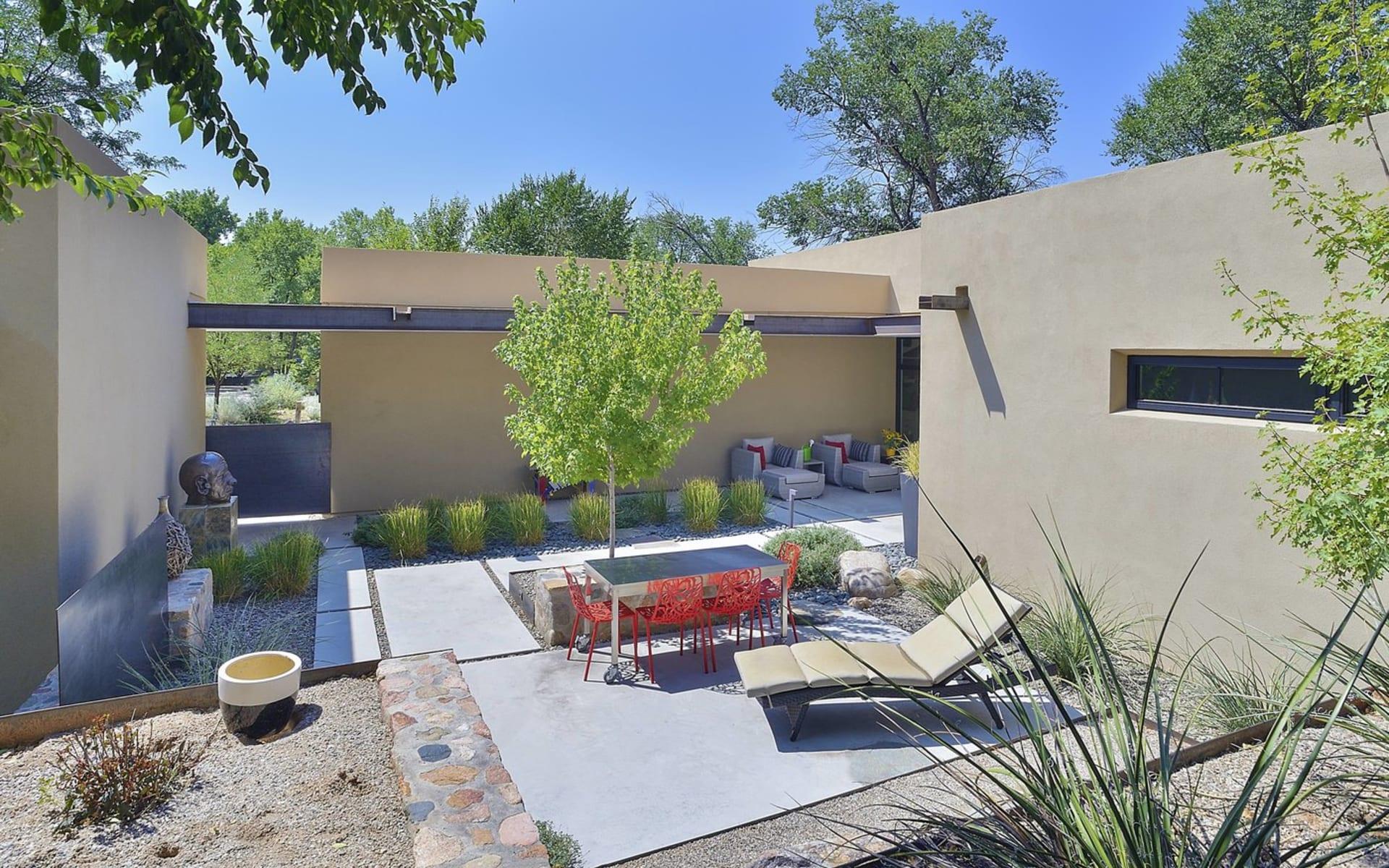 Contemporary Santa Fe Architecture