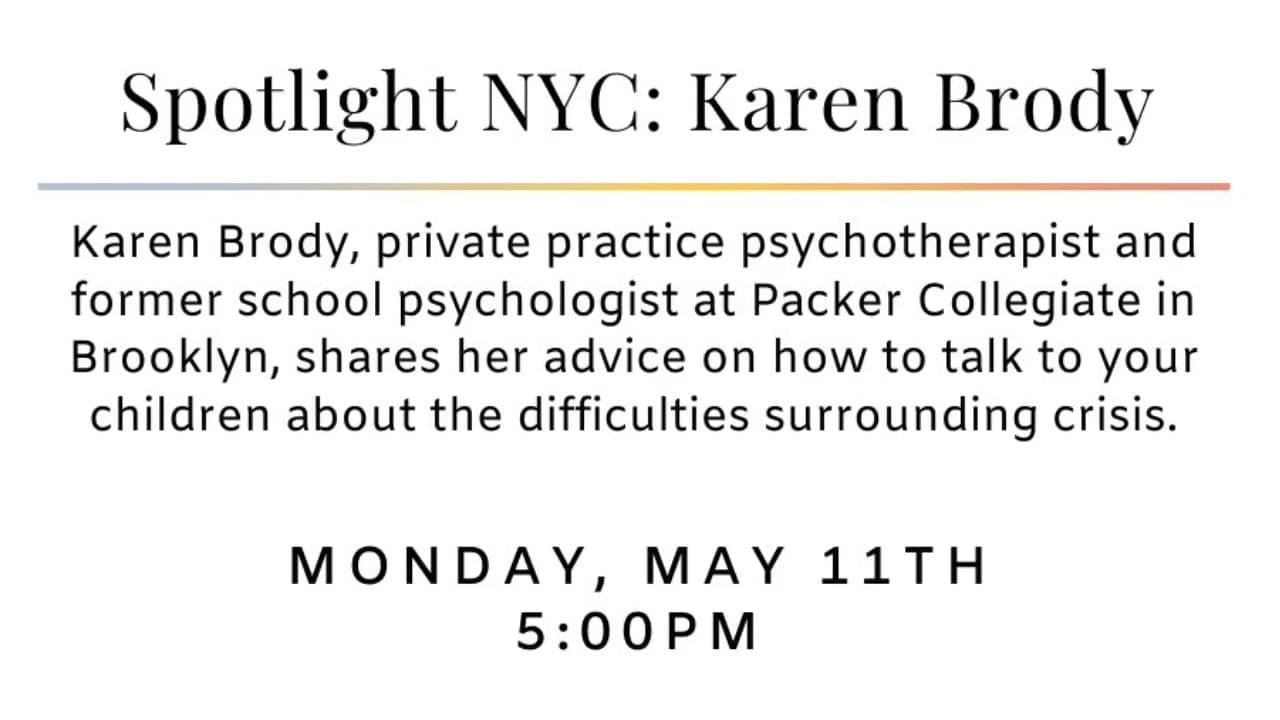 Spotlight/NYC: Karen Brody video preview