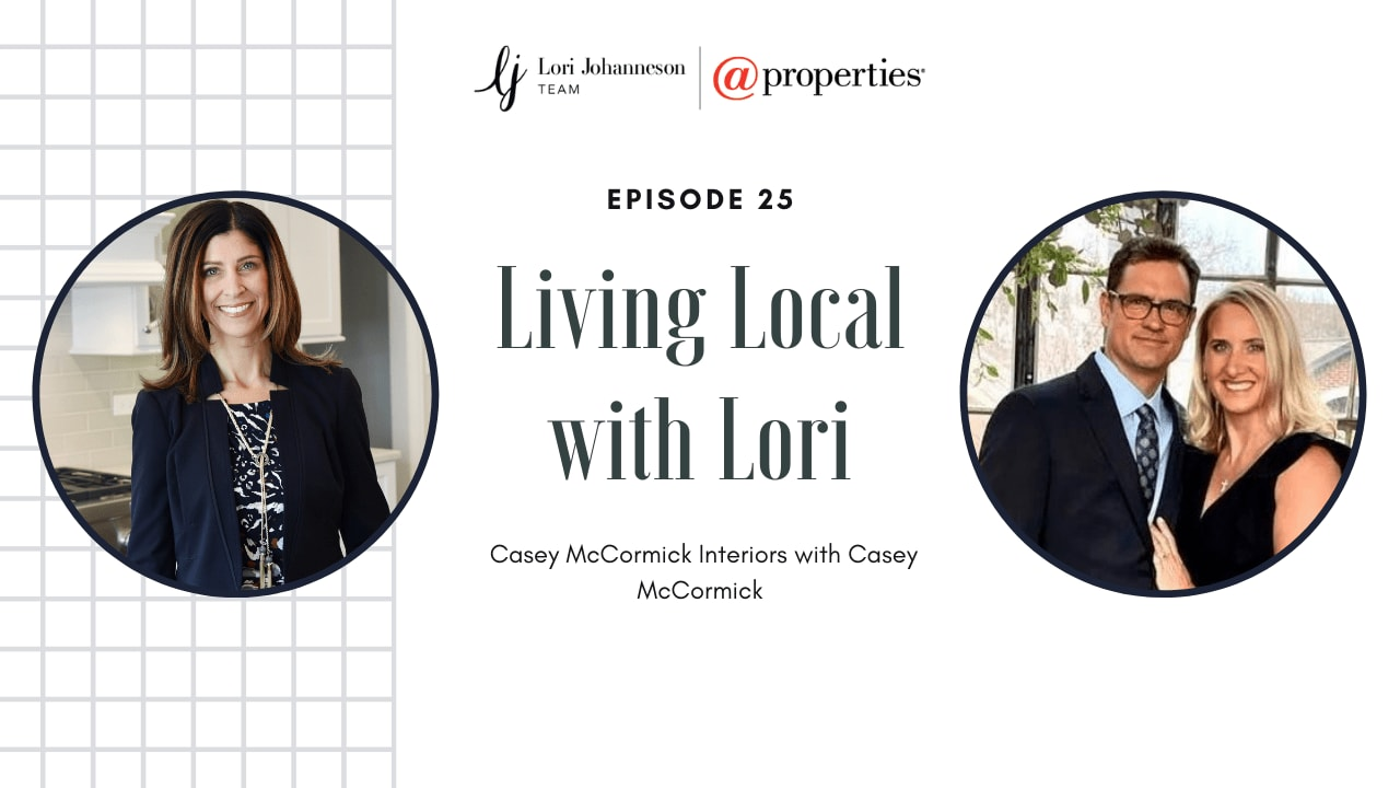 Living Local with Lori   Episode 25   Casey McCormick Interiors video preview