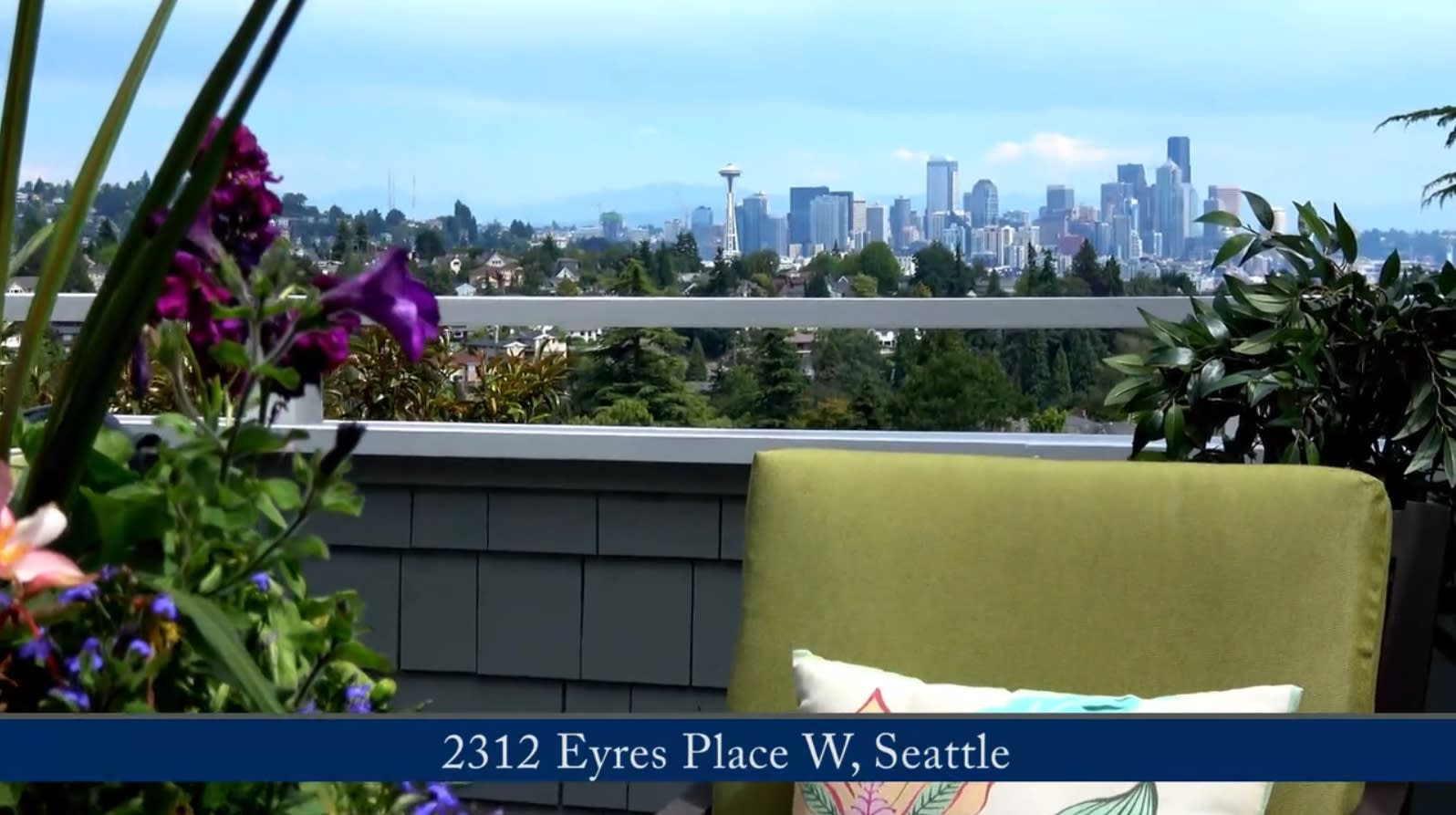 2312 Eyres Place W, Seattke | Panoramic Views In Magnolia video preview