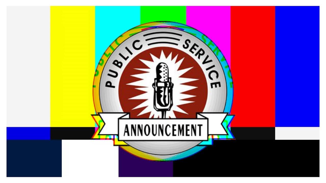 Public service announcement video preview