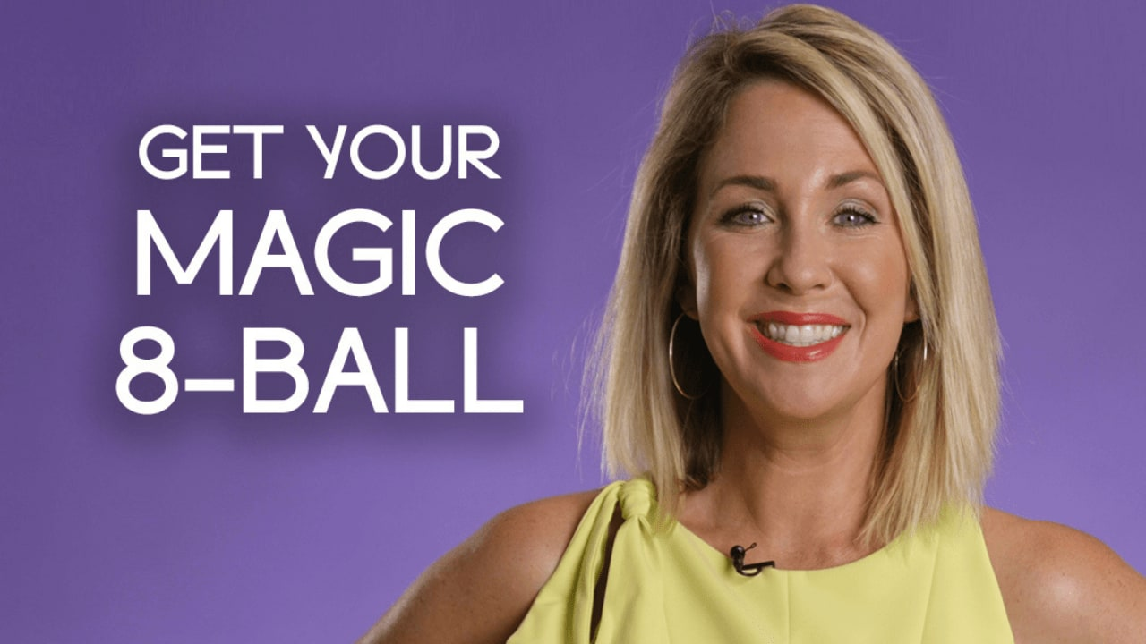Get Your Magic 8-Ball video preview