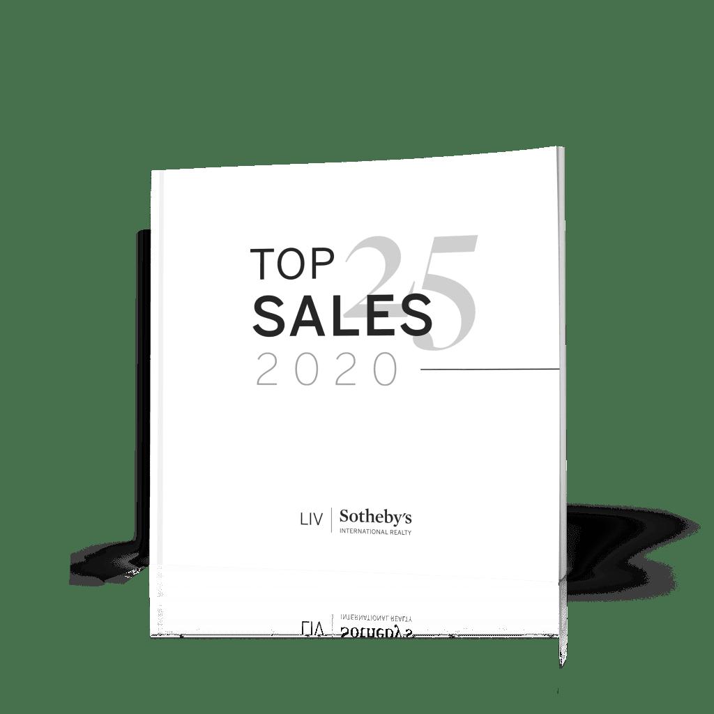 Top 25 Sales of 2020
