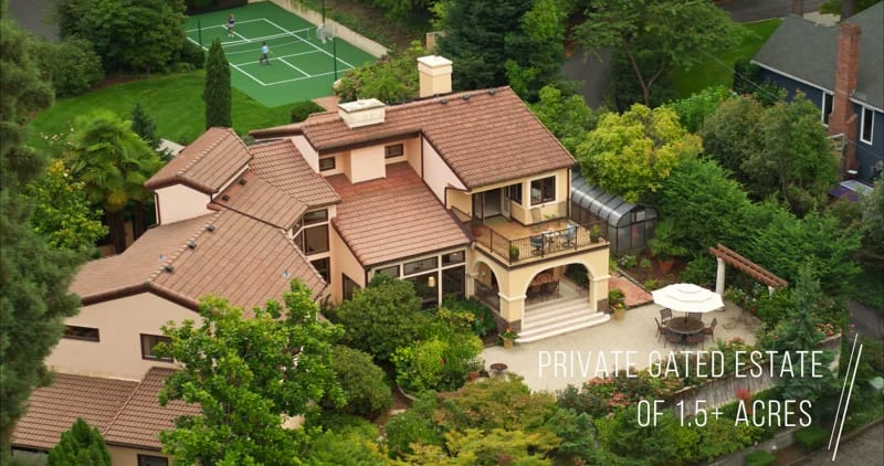"""9730 SE 35th Place """"Northend Mercer Island Waterfront"""" video preview"""
