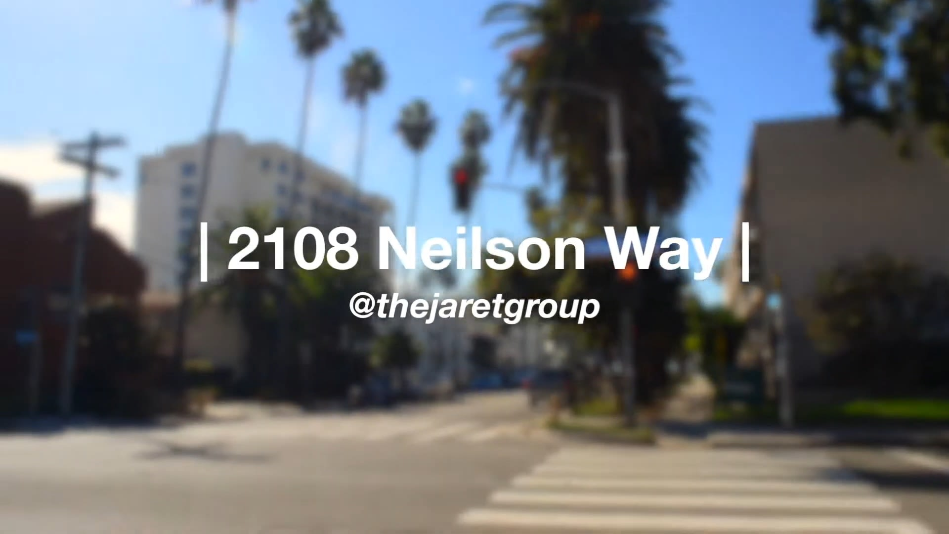 2108 Neilson Way video preview