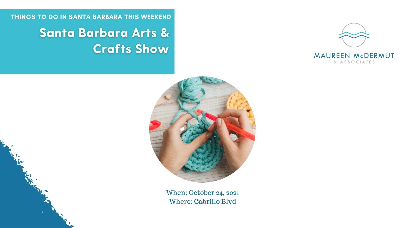 Santa Barbara Arts & Crafts Show image