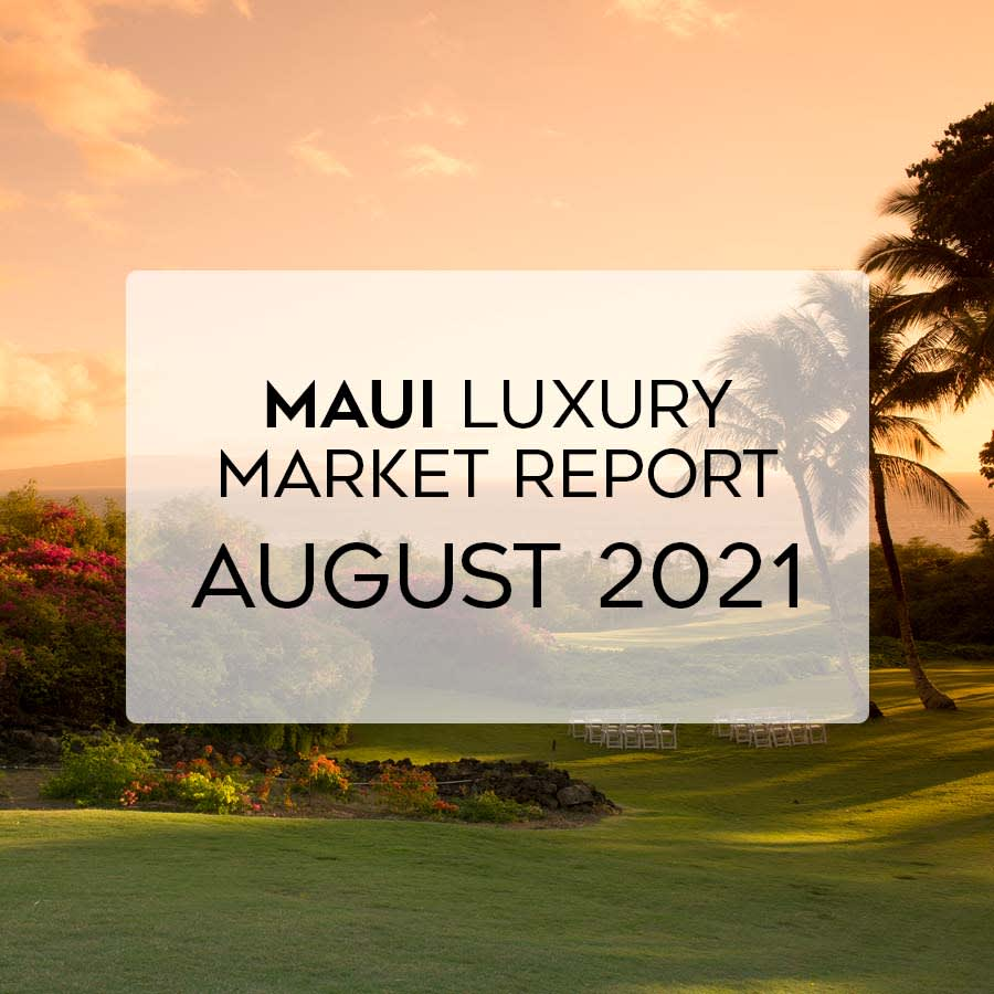 Luxury Market Report: August 2021